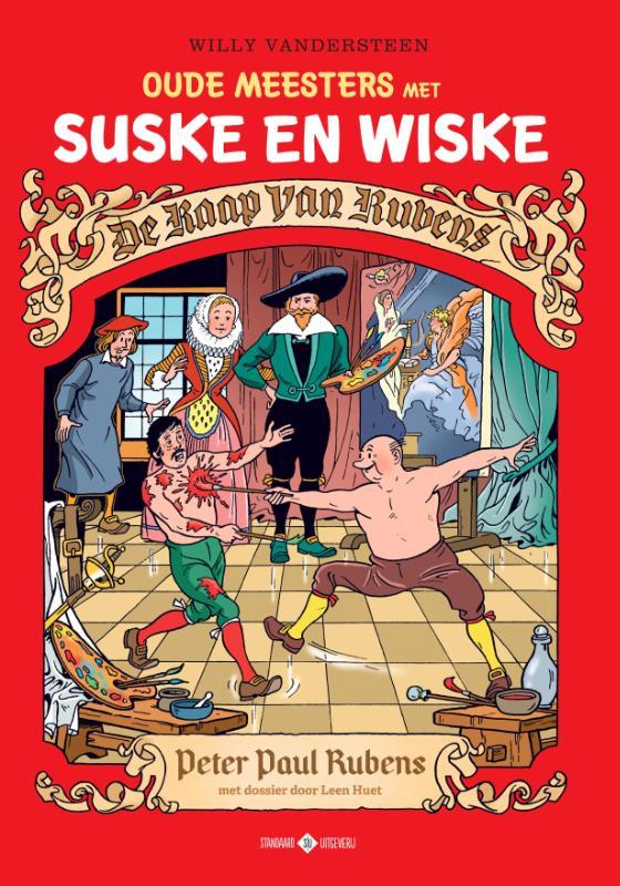 Suske en Wiske Oude Meesters 01 De Raap van Rubens