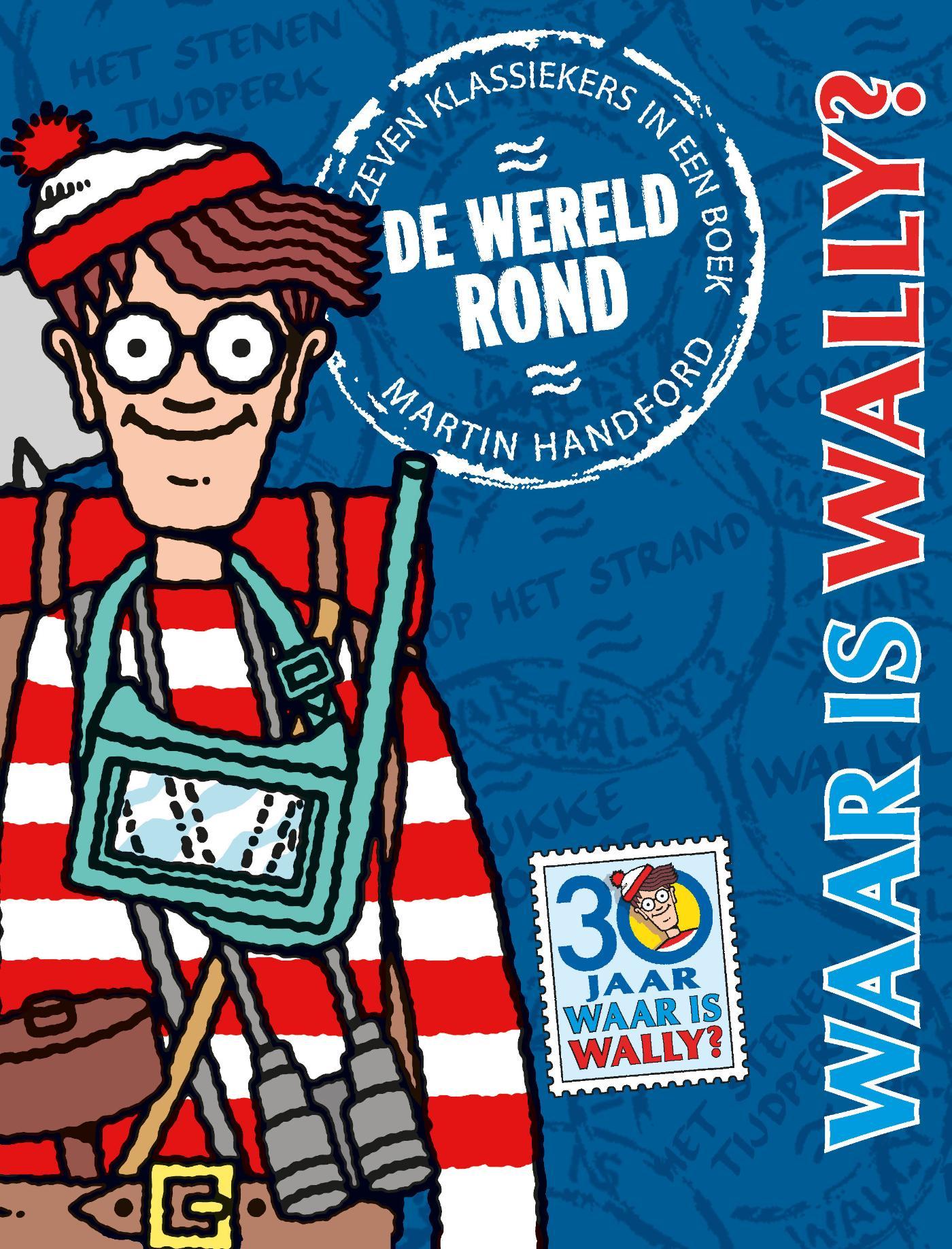 Waar is Wally De wereld rond