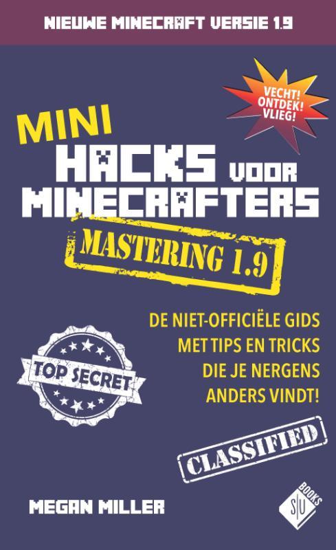 Minecraft Minihacks voor Minecraft Mastering 1.9
