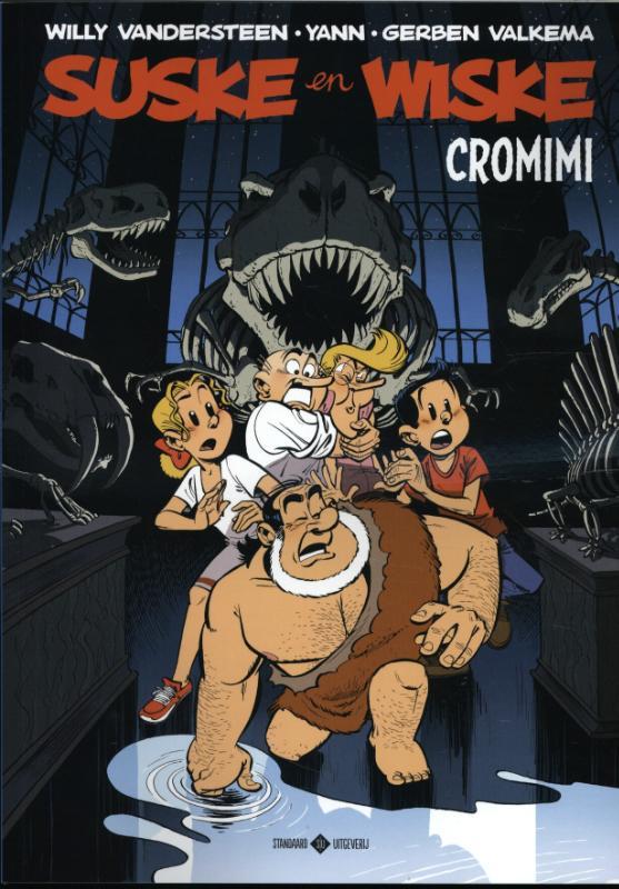 Suske en Wiske Cromimi