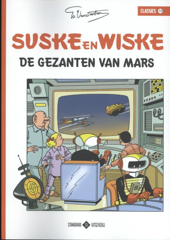 Suske en Wiske Classics De Gezanten van Mars