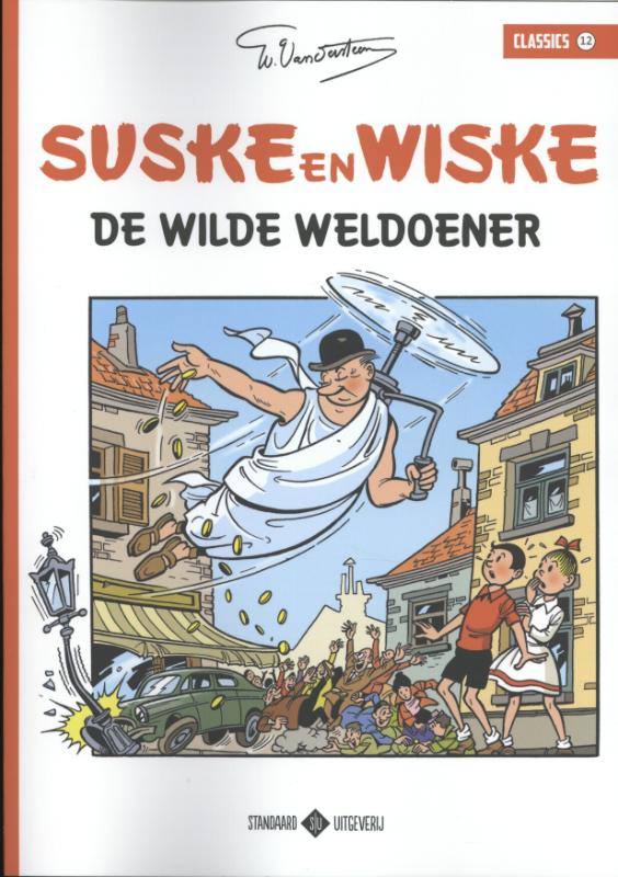 Suske en Wiske Classics De Wilde Weldoener
