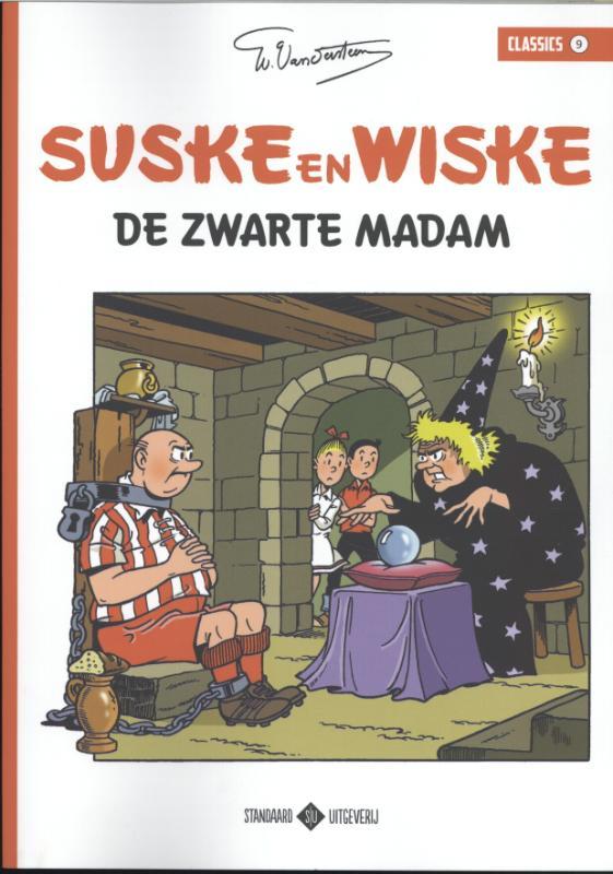 Suske en Wiske Classics De Zwarte Madam