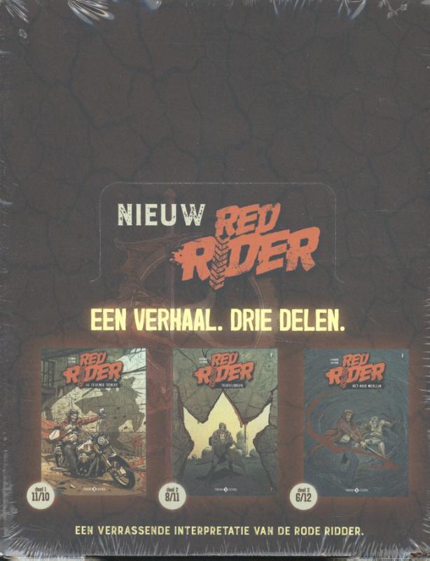 Red Rider Red Rider Display 03/15 EX.