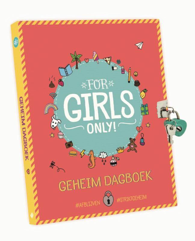 For Girls Only! Geheim dagboek