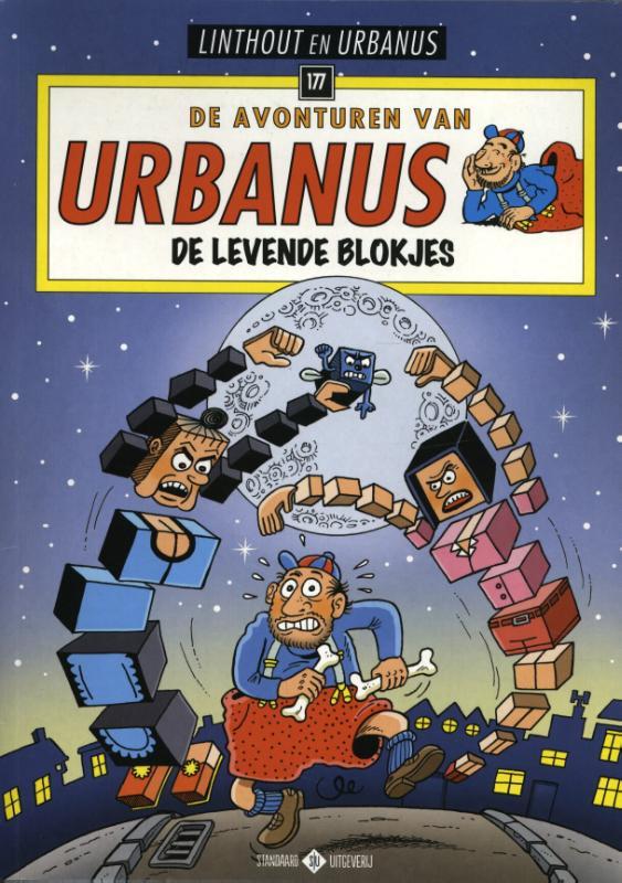Urbanus 177 De levende blokjes