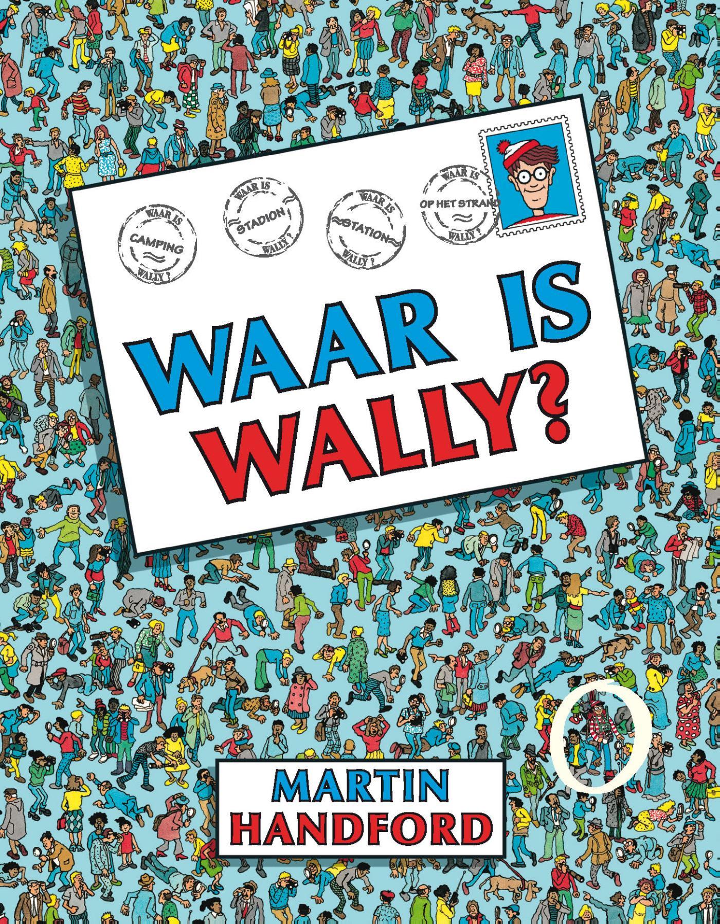 Waar is Wally Waar is Wally?