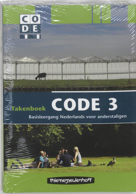 Code 3 Cursistenpakket takenboek