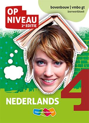 Op Niveau LRN-line online + boek 4 vmbo-gt