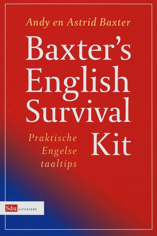 Baxter's English Survival Kit