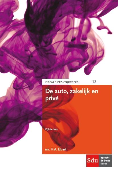 De auto, zakelijk en privé