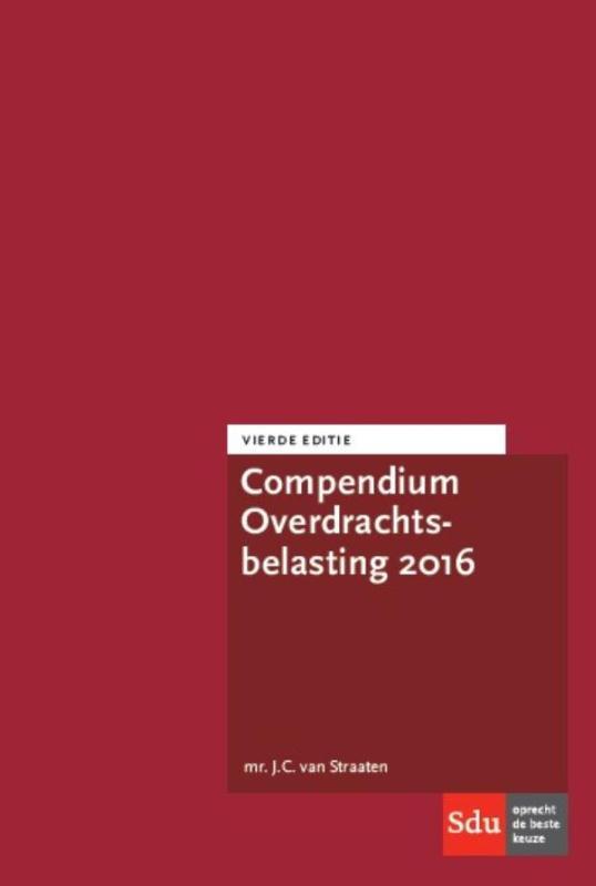 Compendium Overdrachtsbelasting