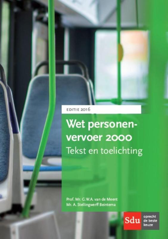 Wet personenvervoer 2000