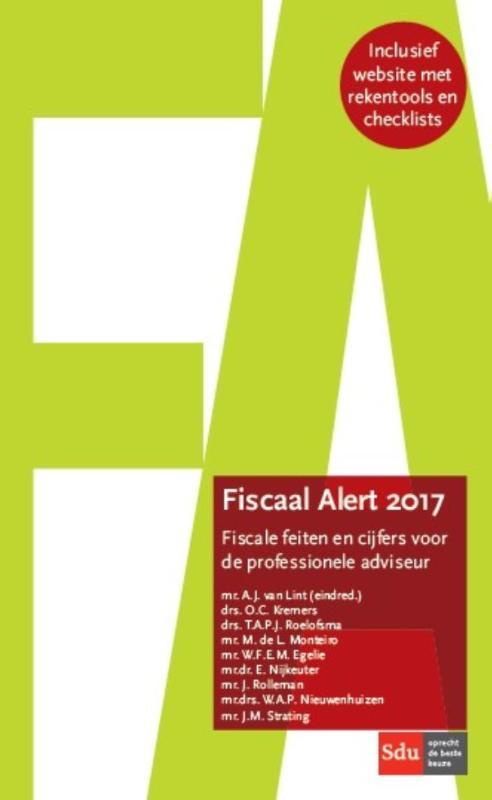 Fiscaal Alert