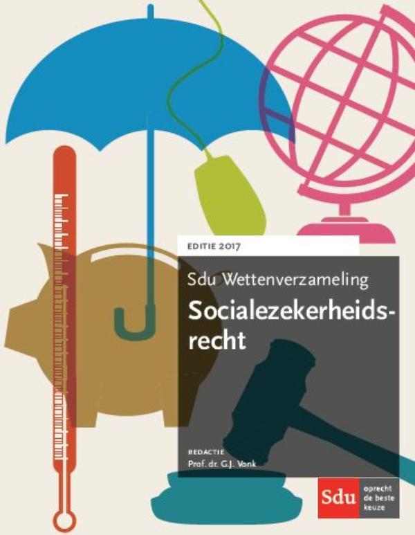SDU Wettenverzameling Socialezekerheidsrecht