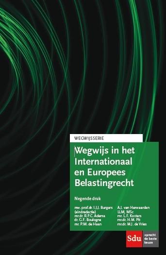 Wegwijs in het Internationaal en Europees Belastingrecht