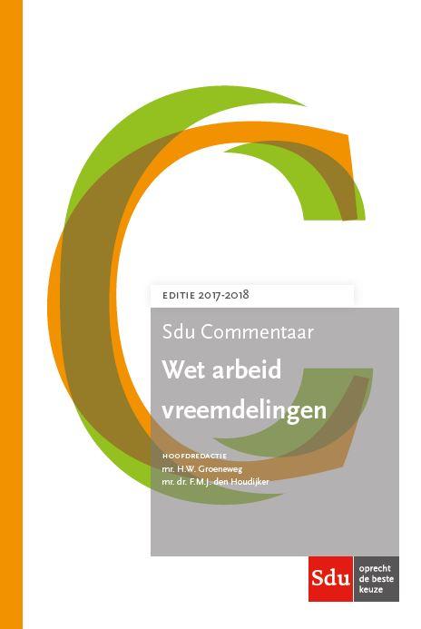 SDU Commentaar Wet arbeid vreemdelingen