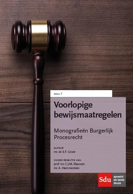 Monografieën Burgerlijk Procesrecht
