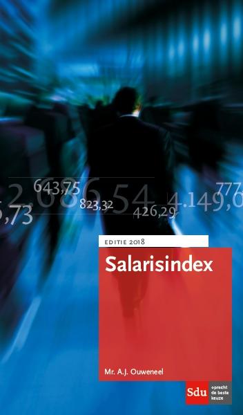 Salarisindex 2018