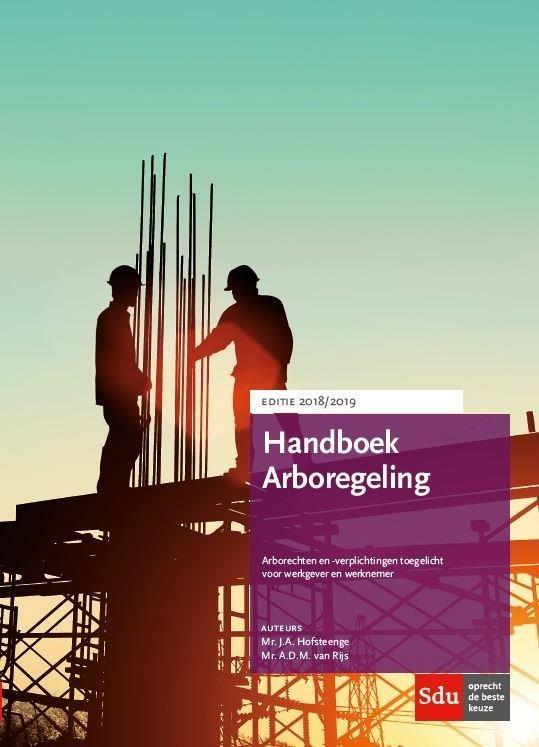 Handboek Arboregeling editie 2018