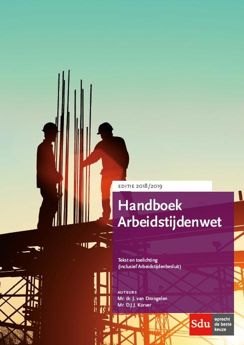 Handboek Arbeidstijdenwet