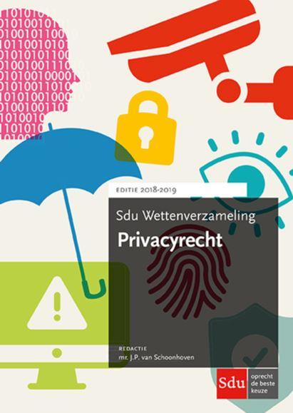 Sdu wettenverzameling Privacyrecht