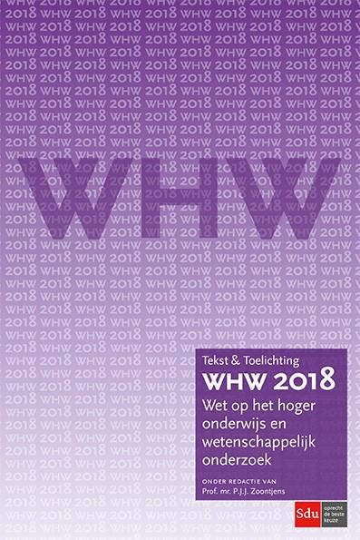 WHW 2018 Tekst en toelichting