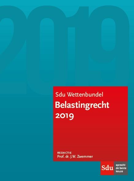 SDU Wettenbundel Belastingrecht