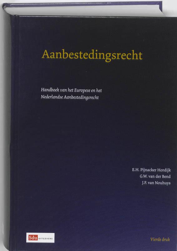 Aanbestedingsrecht (Pijnacker Hordijk)