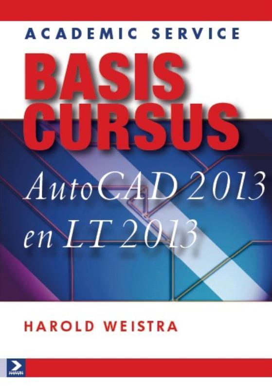 Basiscursus AutoCAD 2013