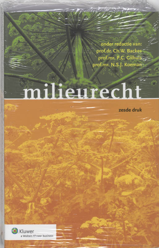 Milieurecht (Backes)