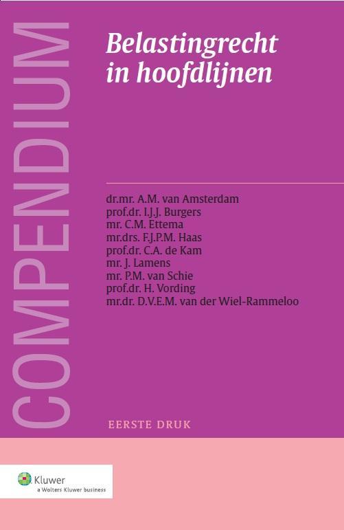 Compendium Belastingrecht in hoofdlijnen