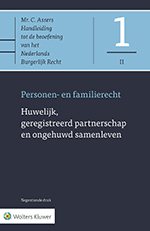 Asser 1 - Personen- en familierecht