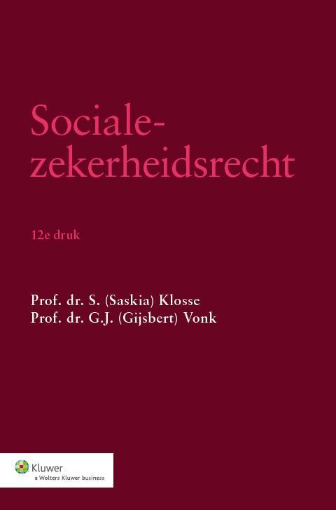 Socialezekerheidsrecht (Noordam/Klosse)