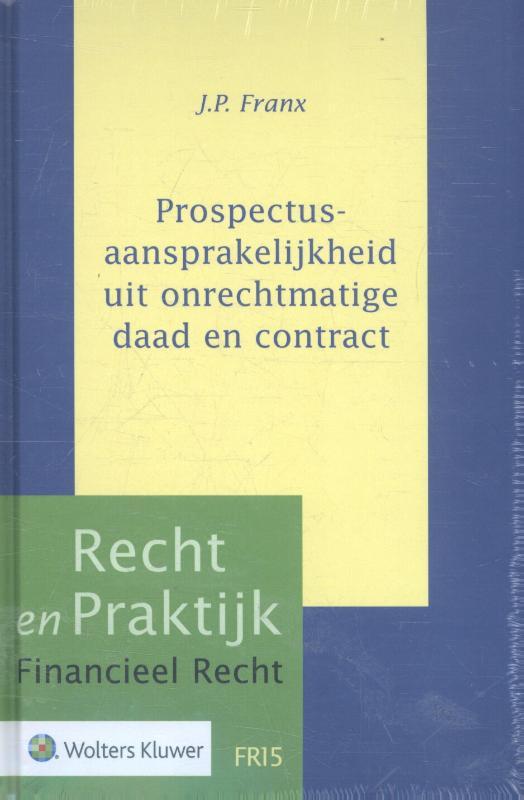 Recht en Praktijk Financieel Recht