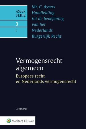 Asser 3-I Vermogensrecht algemeen - Europees recht en Nederlands vermogensrecht