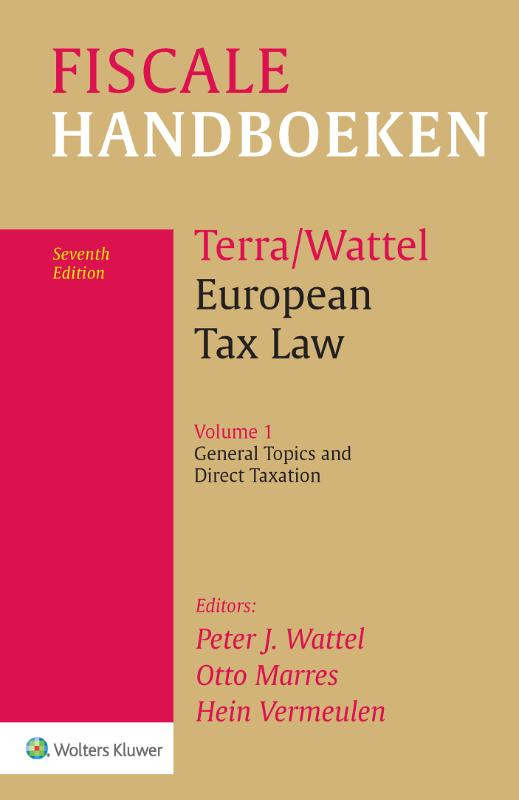 Fiscale handboeken: European Tax Law