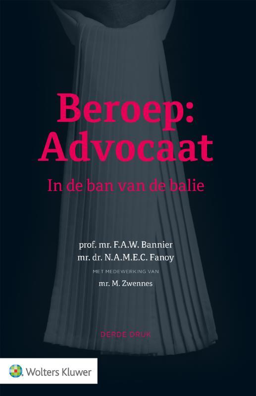 Beroep: Advocaat