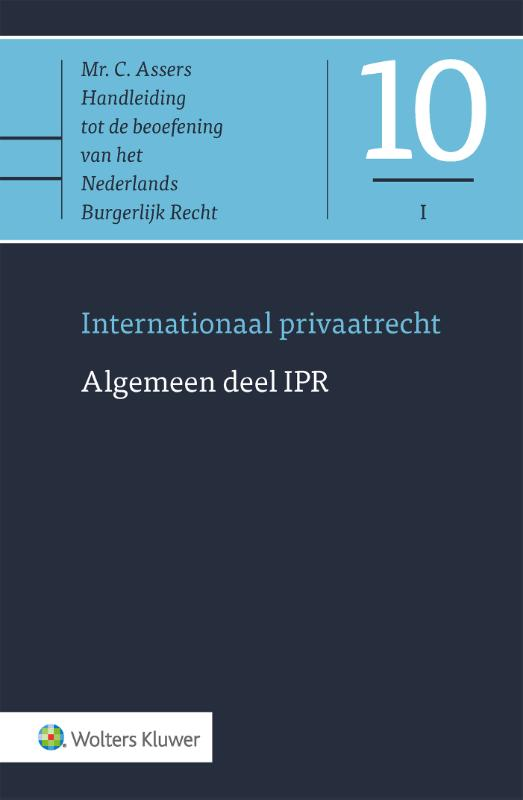 Asser 10 - Internationaal privaatrecht