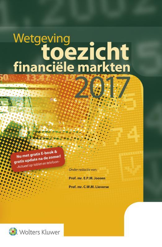 Wetgeving toezicht financiële markten