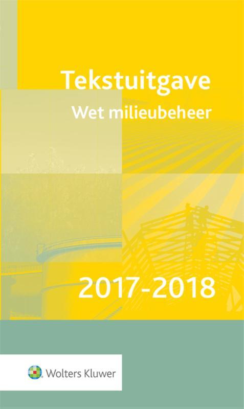 Tekstuitgave Wet milieubeheer