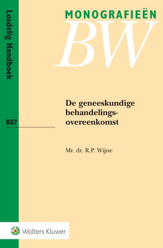 Monografieën BW