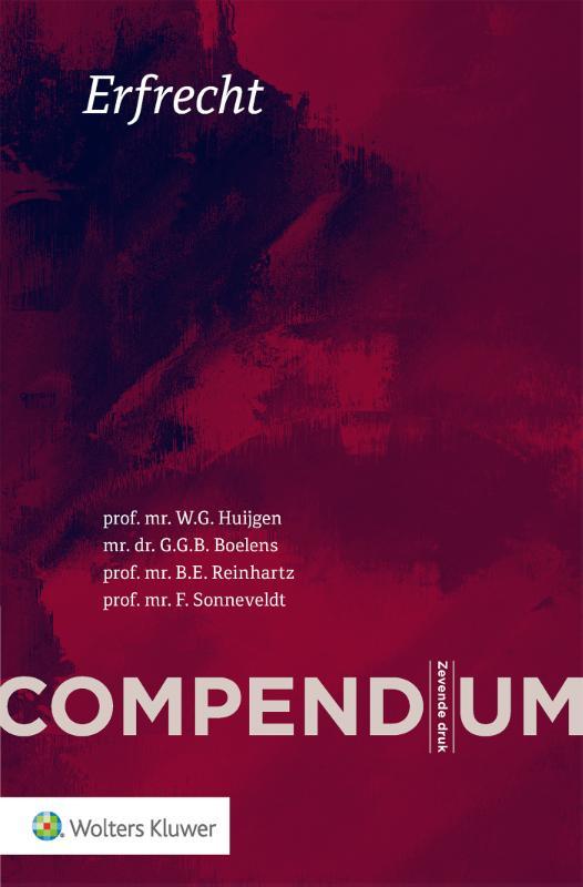 Compendium Erfrecht (Huijgen)
