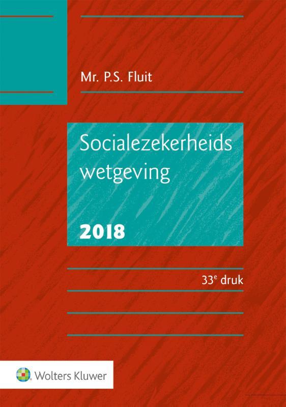 Socialezekerheidswetgeving 2018