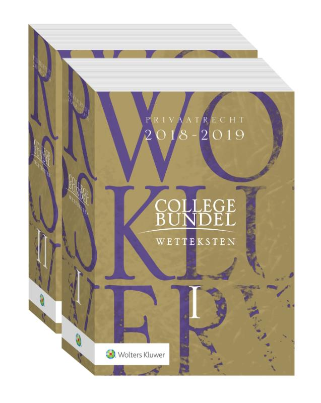 Kluwer Collegebundel