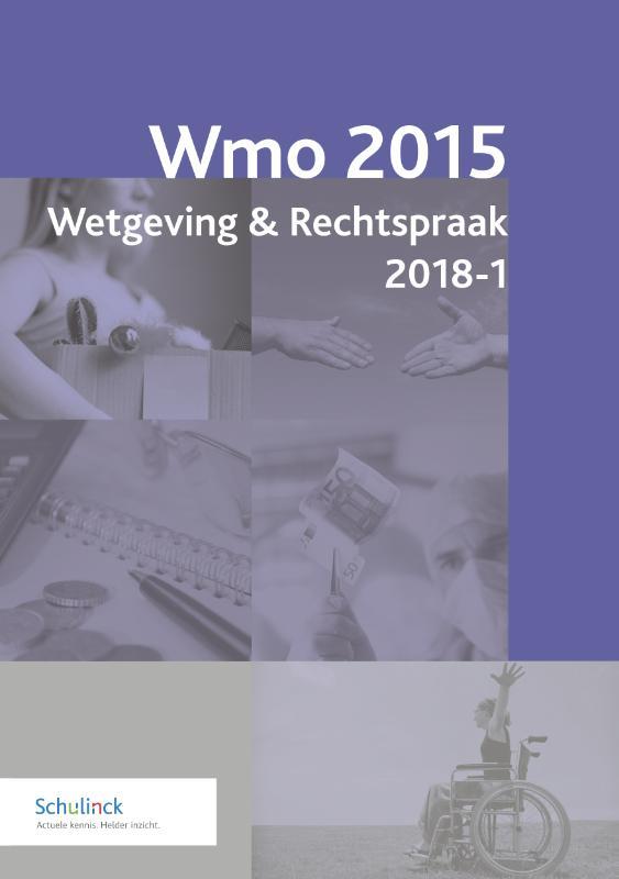 Wmo Wetgeving & Rechtspraak 2018-1