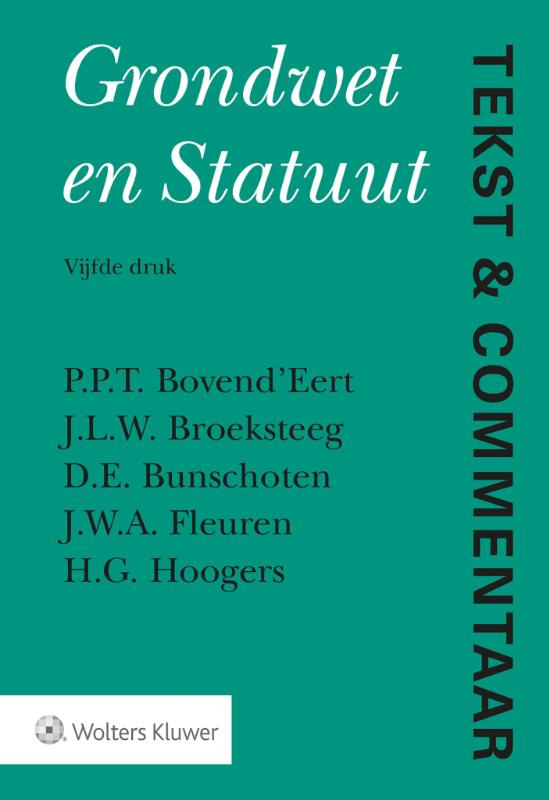 Grondwet en Statuut