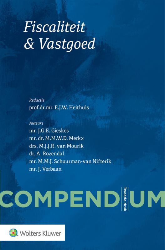 Compendium Fiscaliteit & Vastgoed