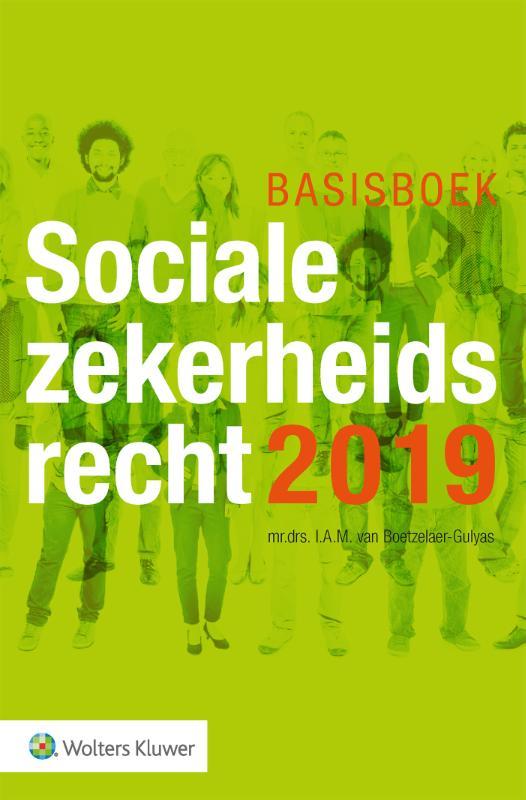 Basisboek Socialezekerheidsrecht