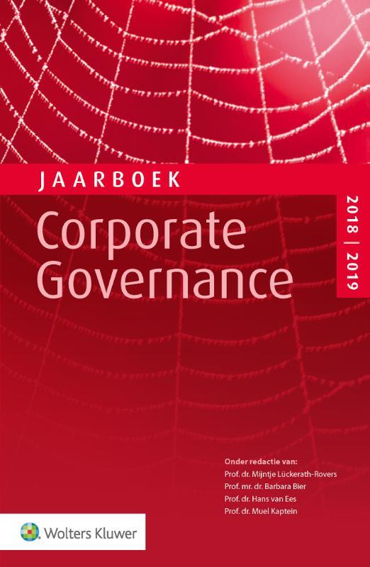 Jaarboek Corporate Governance